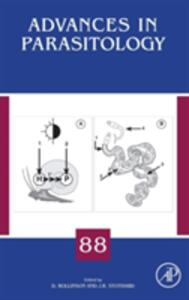 Advances in Parasitology - cover