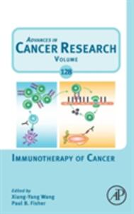 Immunotherapy of Cancer - cover