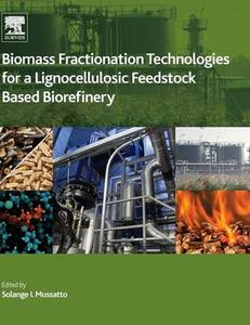 Biomass Fractionation Technologies for a Lignocellulosic Feedstock Based Biorefinery - cover