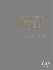 Ebook in inglese Advances in Heterocyclic Chemistry
