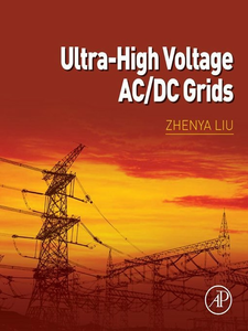 Ebook in inglese Ultra-High Voltage AC/DC Grids Liu, Zhenya