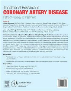 Translational Research in Coronary Artery Disease: Pathophysiology to Treatment - cover