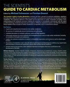 The Scientist's Guide to Cardiac Metabolism - cover