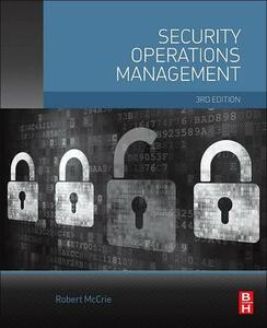Security Operations Management - Robert McCrie - cover