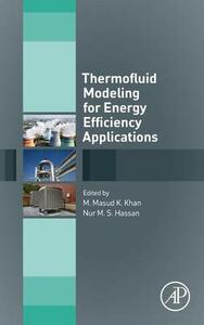 Thermofluid Modeling for Energy Efficiency Applications - cover