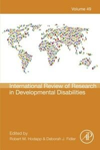 Ebook in inglese International Review of Research in Developmental Disabilities