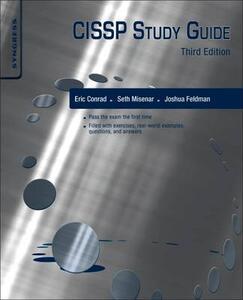 CISSP Study Guide - Eric Conrad,Seth Misenar,Joshua Feldman - cover