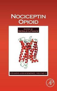 Nociceptin Opioid - Litwack - cover