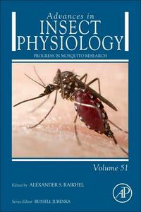 Progress in Mosquito Research - cover