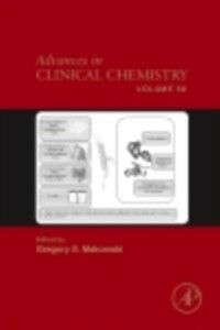 Ebook in inglese Advances in Clinical Chemistry -, -