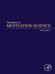 Foto Cover di Advances in Motivation Science, Ebook inglese di  edito da Elsevier Science