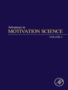 Ebook in inglese Advances in Motivation Science -, -