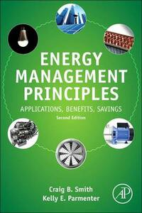 Energy Management Principles: Applications, Benefits, Savings - cover