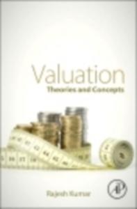 Ebook in inglese Valuation Kumar, Rajesh