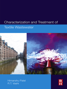 Ebook in inglese Characterization and Treatment of Textile Wastewater Patel, Himanshu , Vashi, R. T.