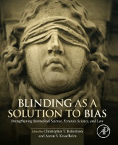 Ebook in inglese Blinding as a Solution to Bias -, -