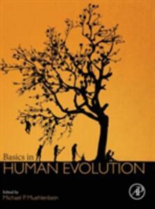 Basics in Human Evolution - cover