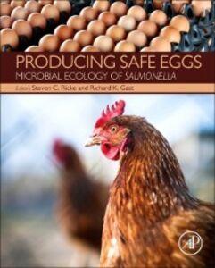 Foto Cover di Producing Safe Eggs, Ebook inglese di  edito da Elsevier Science
