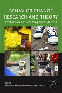 Behavior Change Research and Theory: Psychological and Technological Perspectives - cover