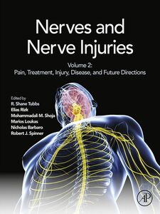 Ebook in inglese Nerves and Nerve Injuries, Volume 2