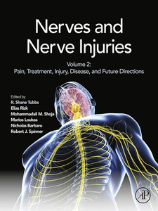 Ebook in inglese Nerves and Nerve Injuries, Volume 2 -, -