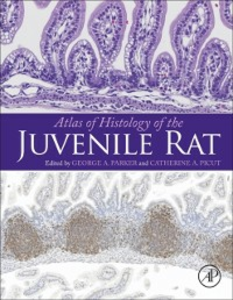 Ebook in inglese Atlas of Histology of the Juvenile Rat -, -