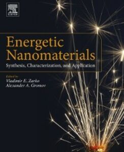 Ebook in inglese Energetic Nanomaterials -, -