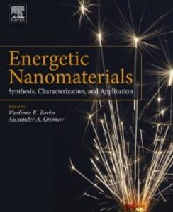 Ebook in inglese Energetic Nanomaterials -, -