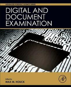 Digital and Document Examination - cover