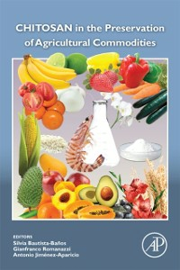 Ebook in inglese Chitosan in the Preservation of Agricultural Commodities -, -