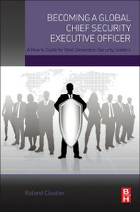 Ebook in inglese Becoming a Global Chief Security Executive Officer Cloutier, Roland