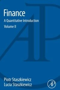Foto Cover di Finance, Ebook inglese di Lucia Staszkiewicz,Piotr Staszkiewicz, edito da Elsevier Science
