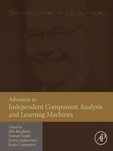 Ebook in inglese Advances in Independent Component Analysis and Learning Machines
