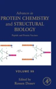 Peptide and Protein Vaccines - Rossen Delete Donev - cover