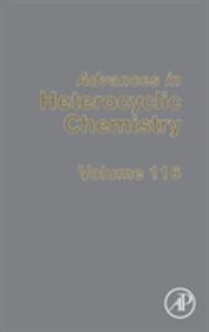 Advances in Heterocyclic Chemistry - cover