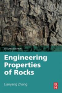 Engineering Properties of Rocks - Lianyang Zhang - cover