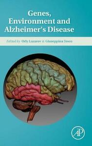 Genes, Environment and Alzheimer's Disease - cover
