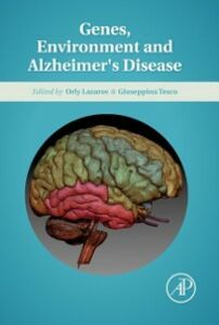 Foto Cover di Genes, Environment and Alzheimer's Disease, Ebook inglese di  edito da Elsevier Science