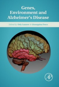 Ebook in inglese Genes, Environment and Alzheimer's Disease -, -