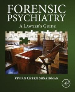 Ebook in inglese Forensic Psychiatry Shnaidman, Vivian