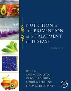Nutrition in the Prevention and Treatment of Disease - cover