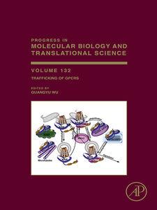 Foto Cover di Trafficking of GPCRs, Ebook inglese di Guangyu Wu, edito da Elsevier Science