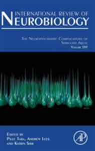 The Neuropsychiatric Complications of Stimulant Abuse - cover