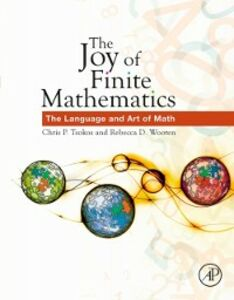 Ebook in inglese Joy of Finite Mathematics Tsokos, Chris P. , Wooten, Rebecca D.
