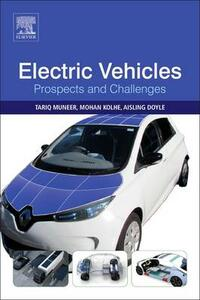 Electric Vehicles: Prospects and Challenges - Tariq Muneer,Mohan Kolhe,Aisling Doyle - cover