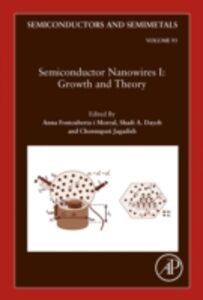 Foto Cover di Semiconductor Nanowires I: Growth and Theory, Ebook inglese di  edito da Elsevier Science