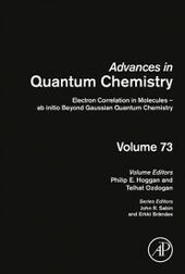 Electron Correlation in Molecules - ab initio Beyond Gaussian Quantum Chemistry