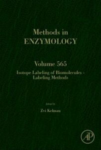 Foto Cover di Isotope Labeling of Biomolecules - Labeling Methods, Ebook inglese di  edito da Elsevier Science