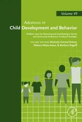 Children Learn by Observing and Contributing to Family and Community Endeavors: A Cultural Paradigm