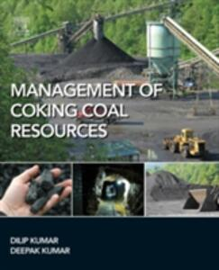 Management of Coking Coal Resources - Dilip Kumar - cover